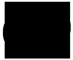 Logo nero Mattia Santinello