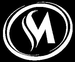 Logo bianco Mattia Santinello