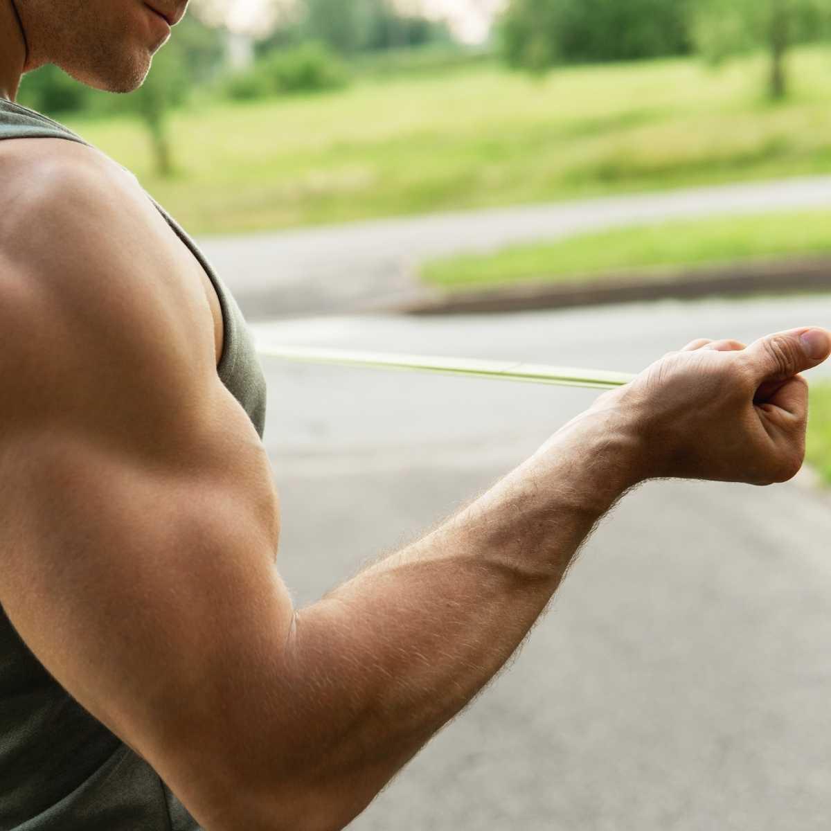 I migliori elastici per l'allenamento fisico